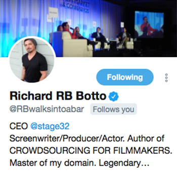Richard RB Botto