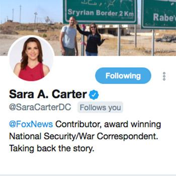 Sara A. Carter