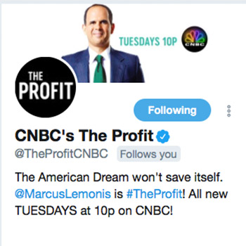 CNBC Profit