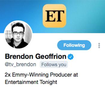 Brandon Geoffrion