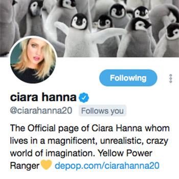Ciara Hanna