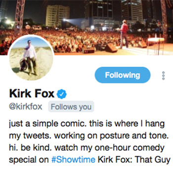 Kirk Fox