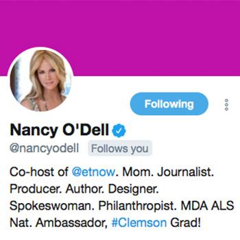 Nancy O'Dell