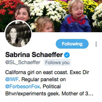 Sabrina Schaeffer