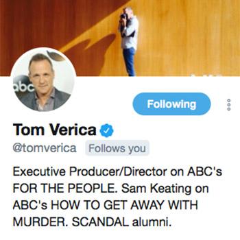 Tom Verica